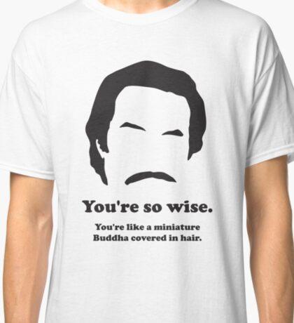 Ron Burgundy - Miniture Budha Classic T-Shirt