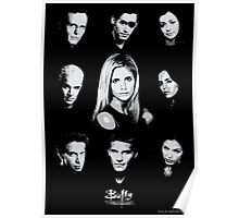 Buffy Cast Poster