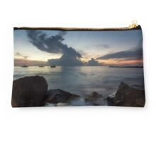 Sunset in the Caribbean Studio Pouch