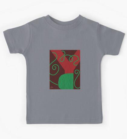 Y is for Yarn Kids Tee