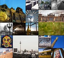 collection of Berlin by Katja Bartz
