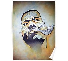 Biggie Laced Up Poster