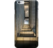 Huge stone and concrete space iPhone Case/Skin