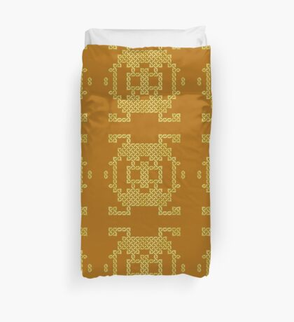 Space Invaders Duvet Cover