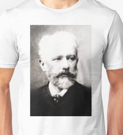 Tchaikovsky, Composer Unisex T-Shirt