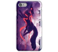 The cloud jumper iPhone Case/Skin