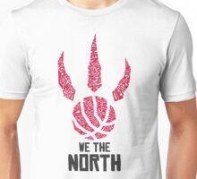 Toronto Raptors - We The North Name Graphic Unisex T-Shirt