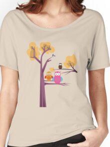 Owls 2 Women's Relaxed Fit T-Shirt