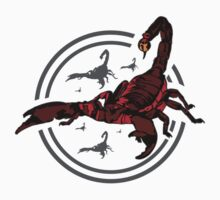 Red Scorpion Kids Clothes