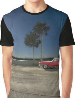 The Red Cadillac Graphic T-Shirt