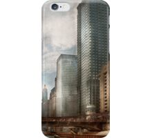 City - Chicago, IL -  Building a new city iPhone Case/Skin