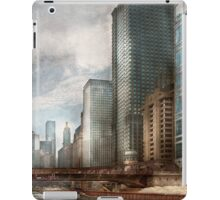 City - Chicago, IL -  Building a new city iPad Case/Skin