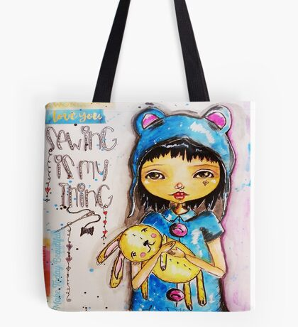 Sewing is my Thing Tote Bag