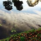 Reflection in the Lake #1 by HeklaHekla