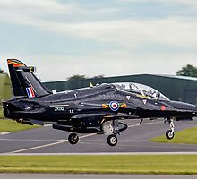 BAe Systems Hawk T.2 ZK012/C by Colin Smedley