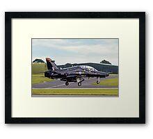 BAe Systems Hawk T.2 ZK012/C Framed Print