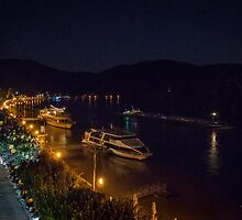 Boppard by Night by Sue Martin