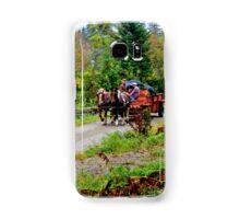 Transportation in the Modern Age Samsung Galaxy Case/Skin