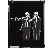 Pulp Fiction-Darth & Boba Hit Men iPad Case/Skin