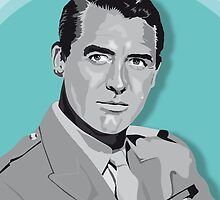 Classic Cary Grant by Victoria Ellis