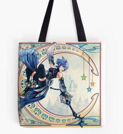 Aqua Cool Tote Bag
