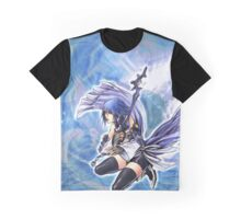 Aqua Final Graphic T-Shirt