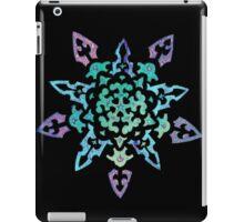Snowflake Mandala iPad Case/Skin