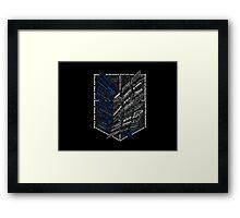 Wings of Freedom Framed Print