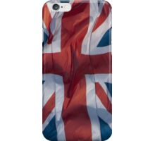 Waving Flag of the United Kingdom From 2014 Winter Olympics iPhone Case/Skin