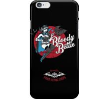Bloody Bettie iPhone Case/Skin