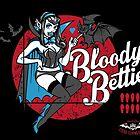 Bloody Bettie by HeartattackJack