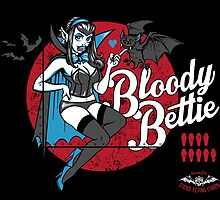 Bloody Bettie by HeartattackJack