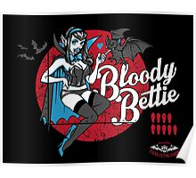 Bloody Bettie Poster