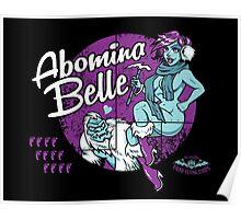 Abomina Belle  Poster