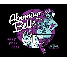 Abomina Belle  Photographic Print