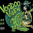 Voodoo Vixen by HeartattackJack
