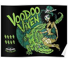 Voodoo Vixen Poster