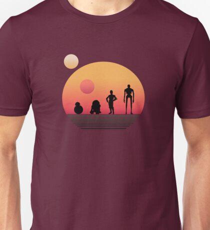 Star Wars Droids Unisex T-Shirt
