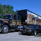 Smokey and the Bandit Replica Vehicles by TeeMack