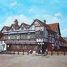 Tudor House Southampton Hampshire by martyee