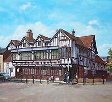 Tudor House Southampton Hampshire by martyee