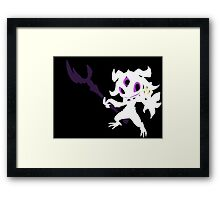 Void Fizz - League of Legends - White Framed Print