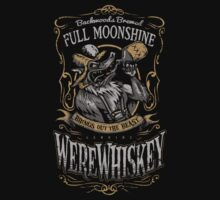 WereWhiskey T-Shirt
