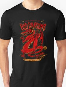 Red Dragons Unisex T-Shirt