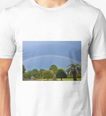 Rainbows After The Rain Unisex T-Shirt