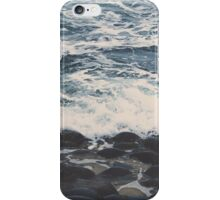 Rocky Beach Photo Design iPhone Case/Skin