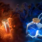 Poison Lightning Clash royale by Cristophe Lafevre