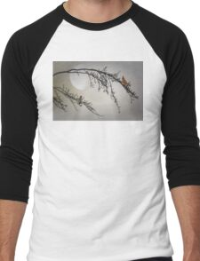 Two Of Us In The Moonlight Men's Baseball ¾ T-Shirt