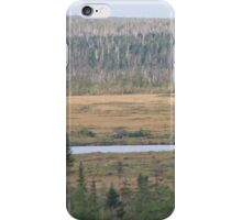 photography of forestry in Nova Scotia iPhone Case/Skin