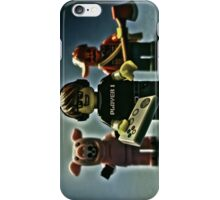 Don't get so absorbed in the game.... iPhone Case/Skin